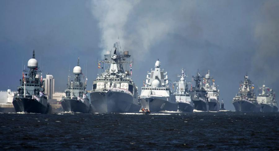 Россией нанесён предупредительный удар по кораблю США