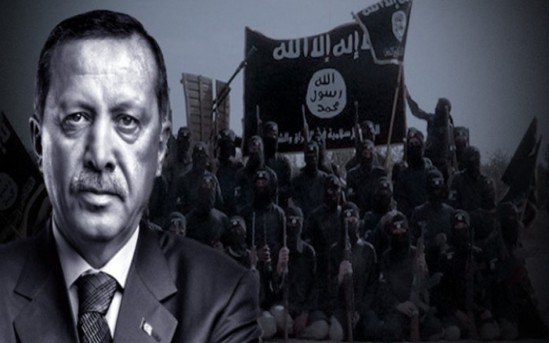 Эрдоган - основная опора ИГИЛ