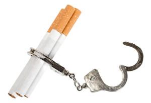 Я слабак не могу бросить курить