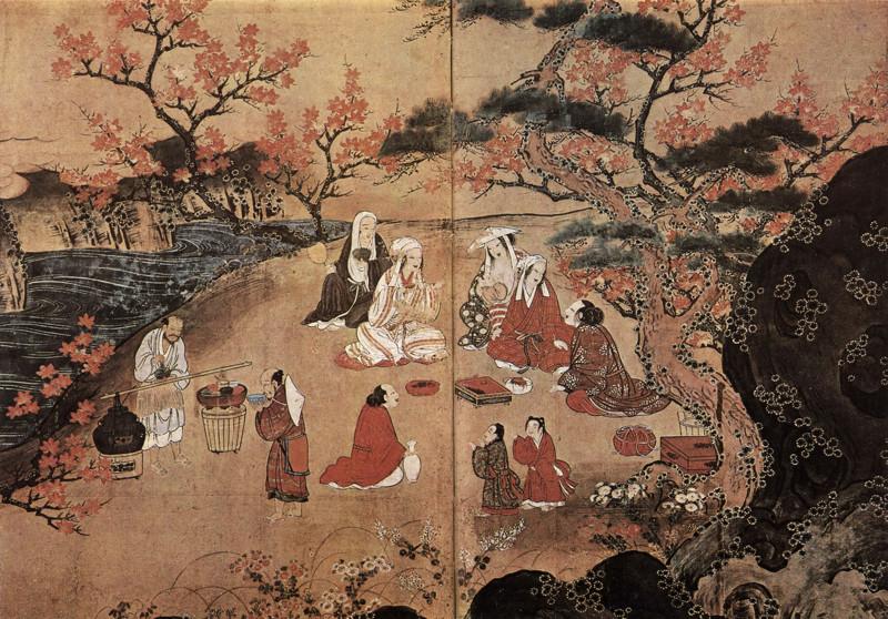 Темы японского секса