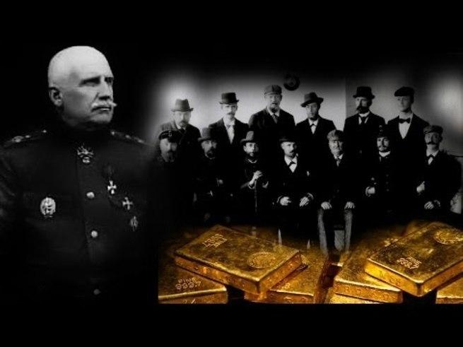 Генерал контрразведки против мировых банкиров