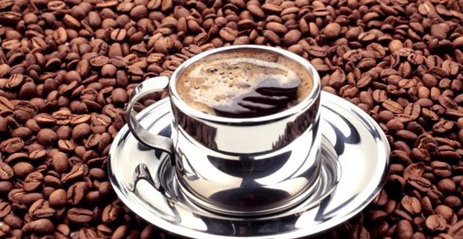 Кофе- желудок принимает первый удар!
