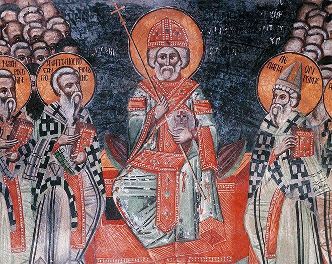 Откуда взялись древние восточные церкви