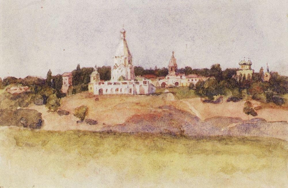 Коломенское. 1910-е
