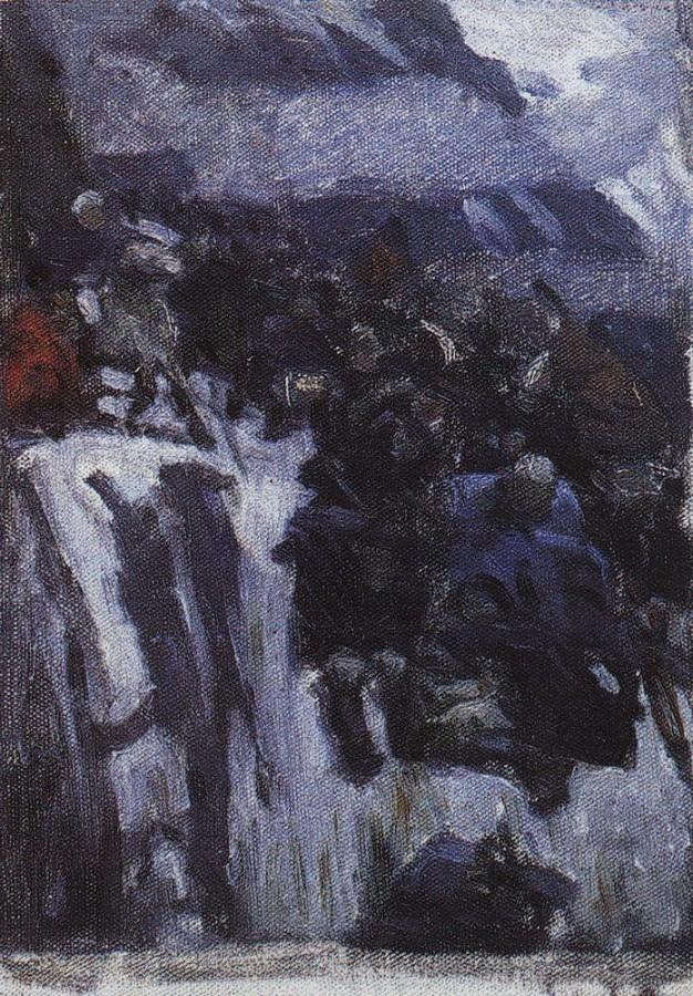 Переход Суворова через Альпы в 1799 году2. 1899