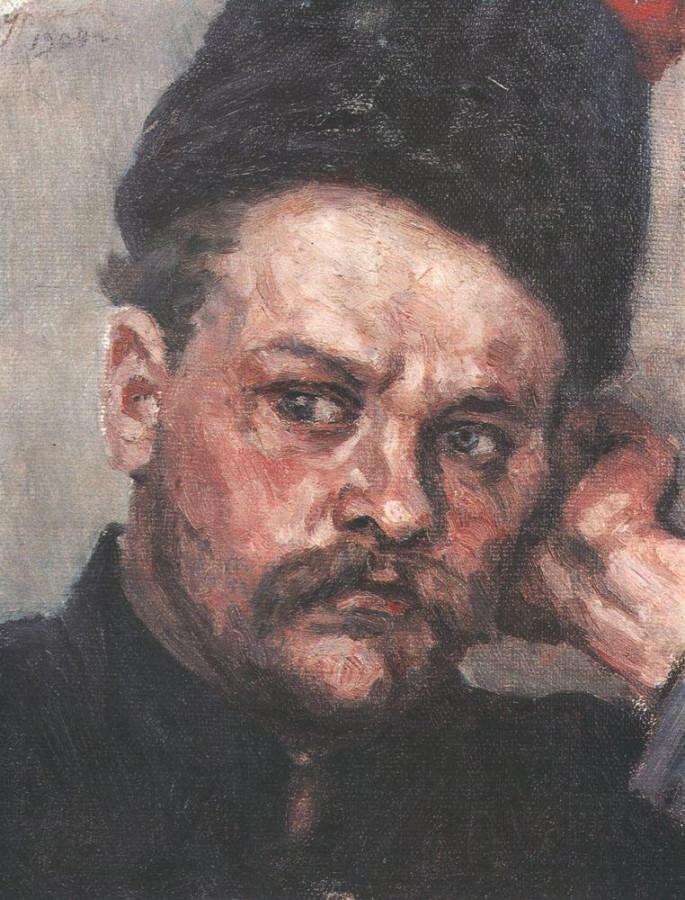 Разин. 1909