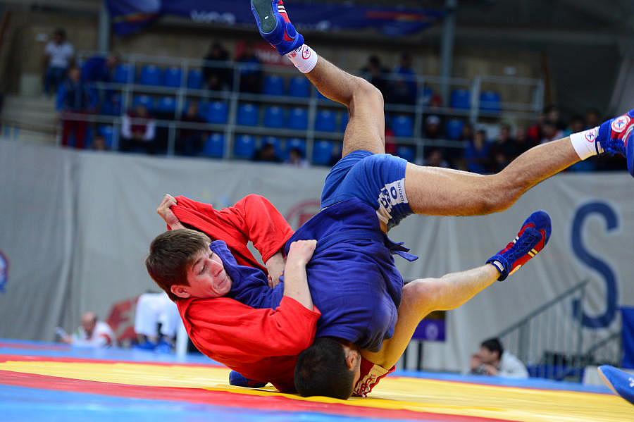 Международная федерация самбо подала заявку на признание вида спорта олимпийским