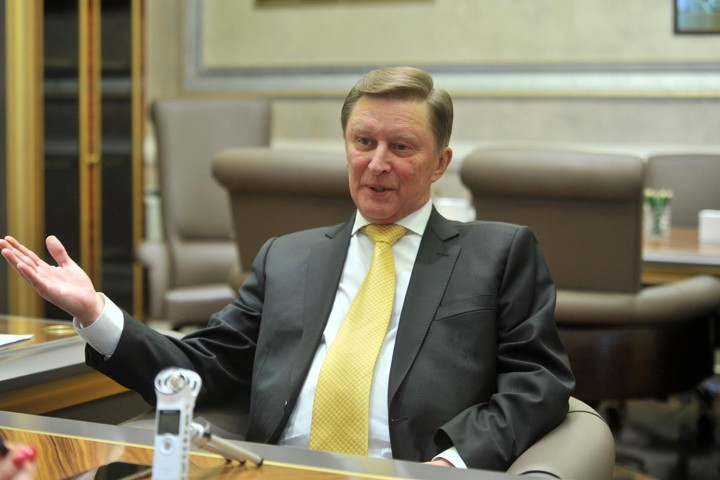 Сергей Иванов: Об арестах чиновников, супер-министерстве госбезопасности и доске Маннергейма