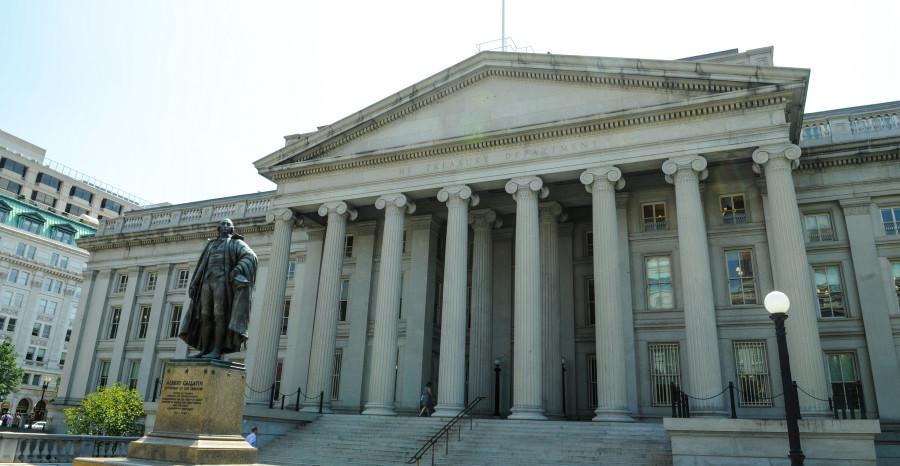 Мировые ЦБ устроили рекордную распродажу гособлигаций США