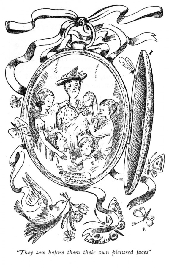 Семья в зеркале Мэри Поппинс