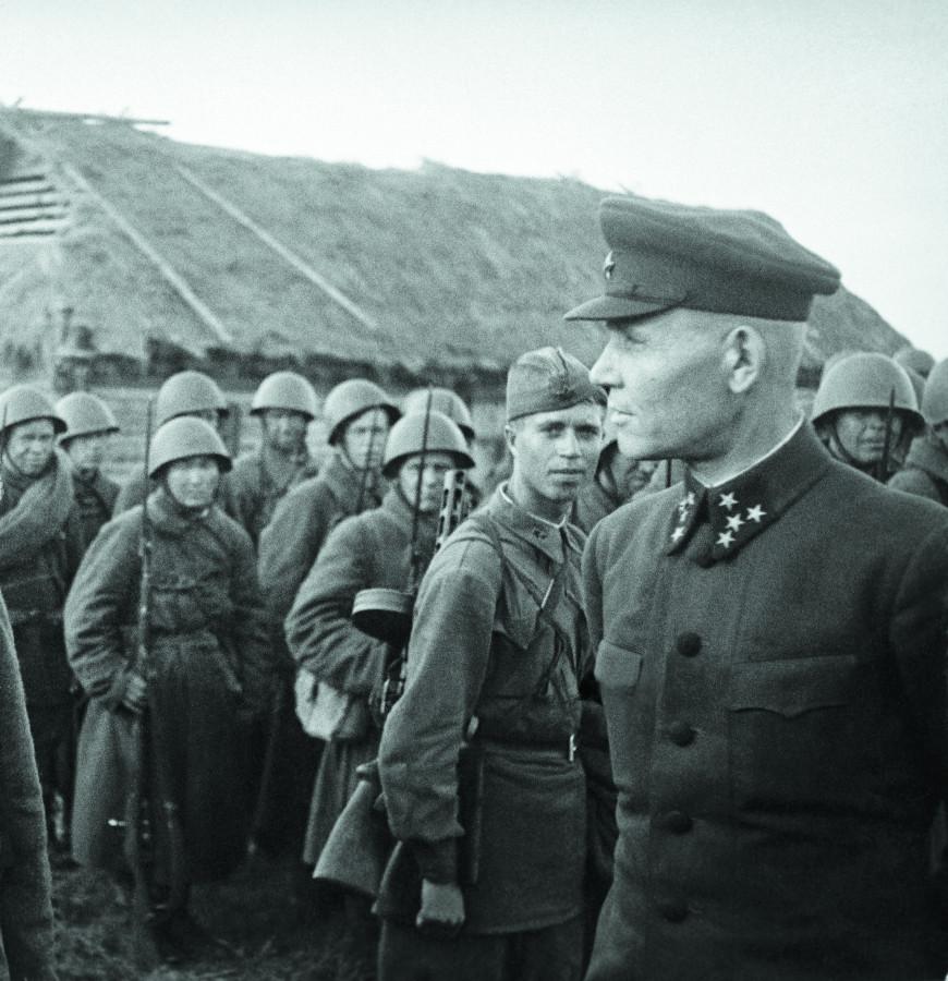 Солдатский маршал