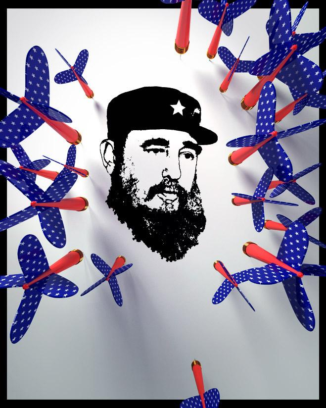 Самые невероятные попытки убить Фиделя Кастро