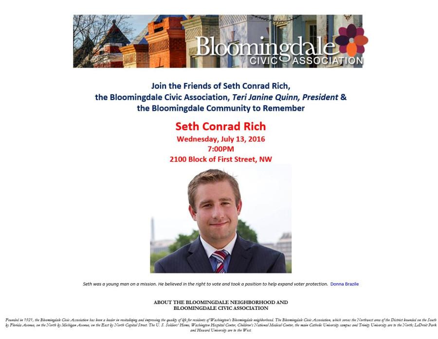 Seth Rich BCA vigil 2016 07 14 #2