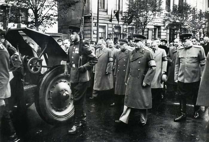 Великая Отечественная война в фотографиях Дмитрия Бальтерманца
