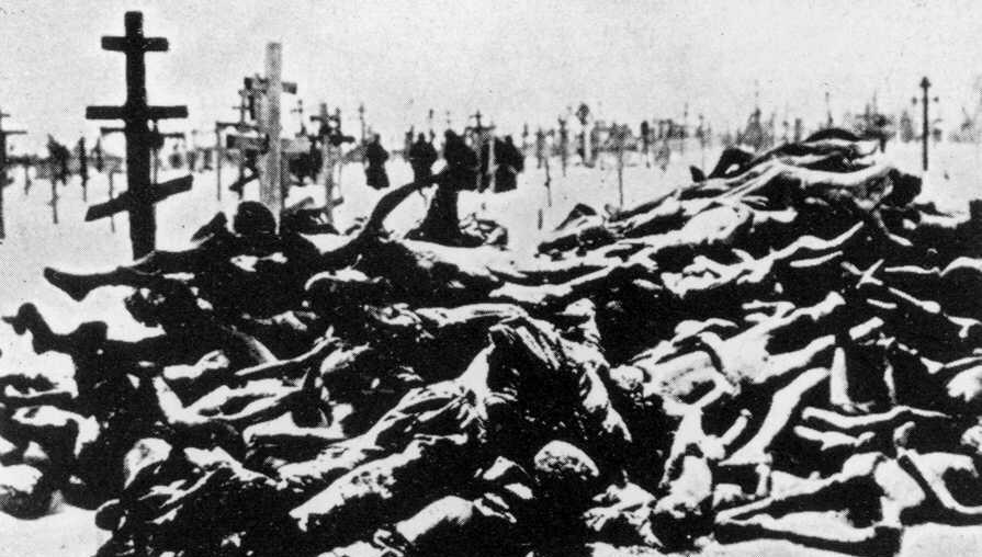 Холокост русского народа