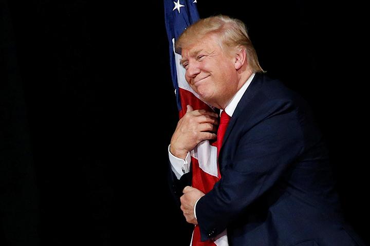 Ротшильды таки накрыли Америку и планету Трампом