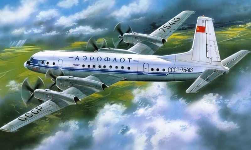 Как французы пытались сбить самолёт с Брежневым