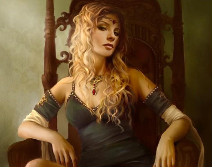 Роковые женщины в истории и мифологии народов мира