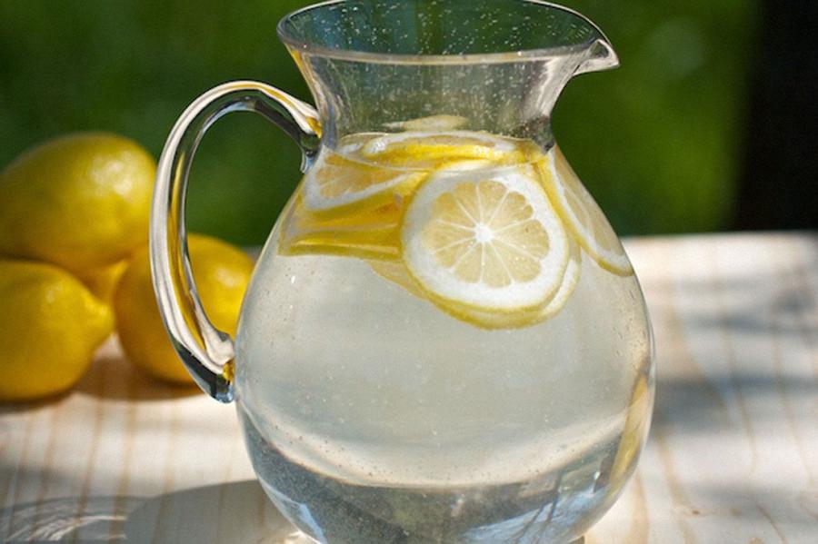 лимон очищения печени