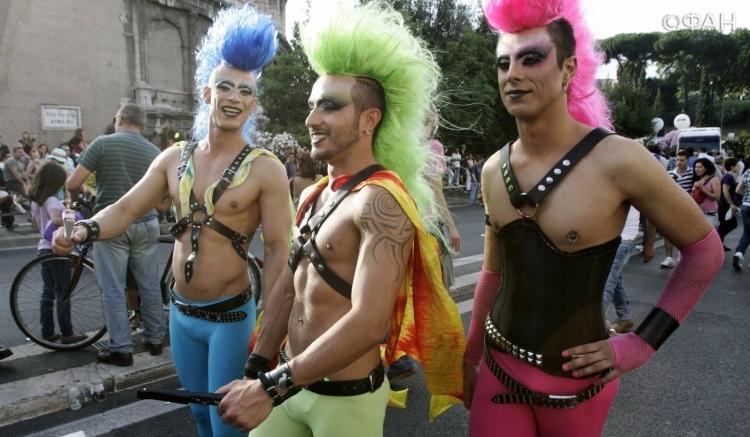 Все гомосексуалисты и лесбиянки попадают в ад фото 111-977