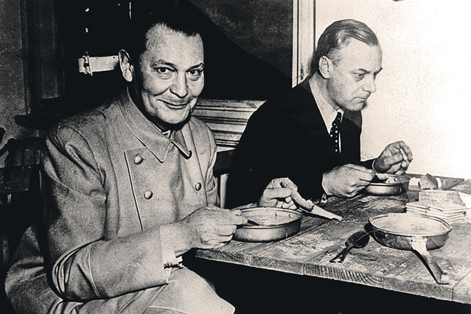 Нюрнбергский трибунал придумал Сталин