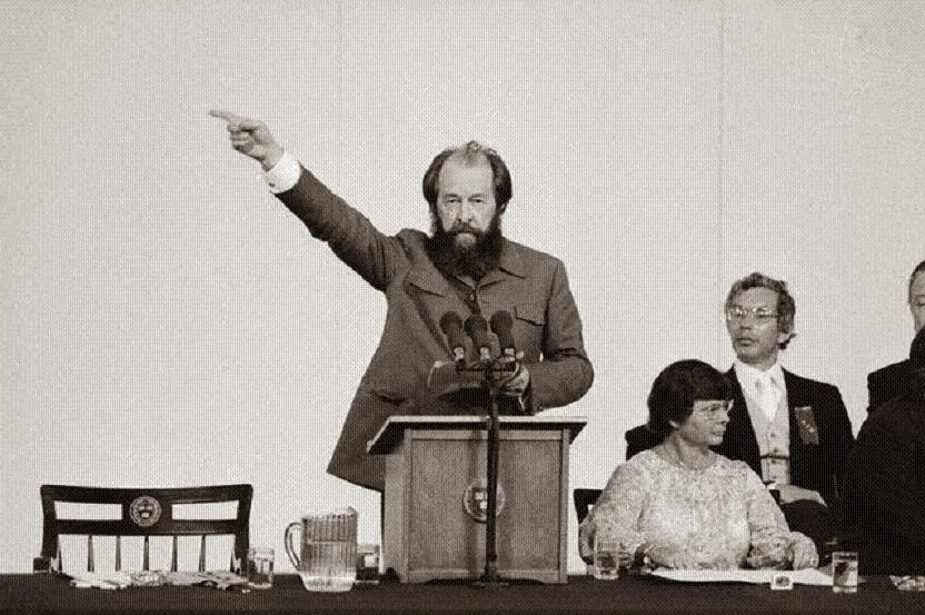 Немецкие генералы разоблачают ложь Солженицына
