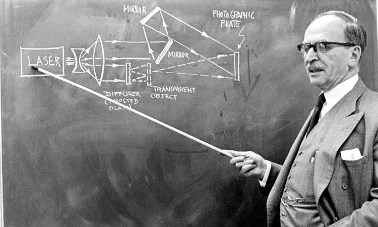 История полупроводникового лазера