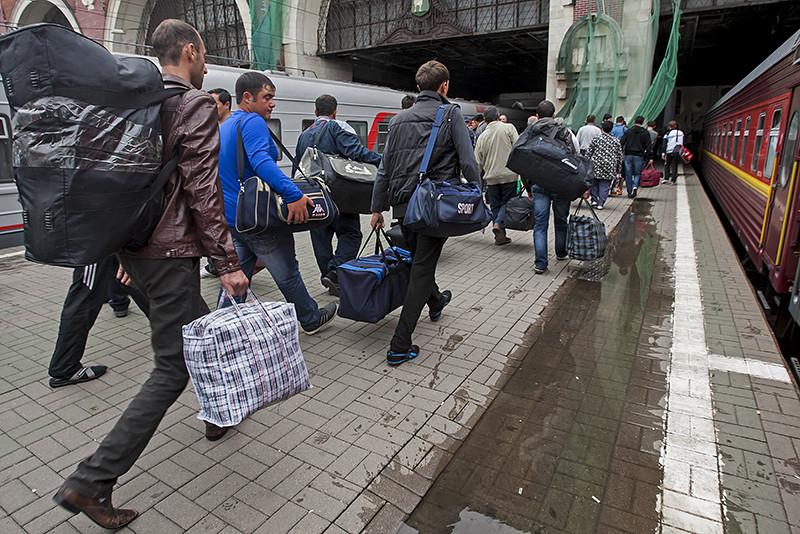 МВД: в России находятся около 2,5 млн граждан Украины