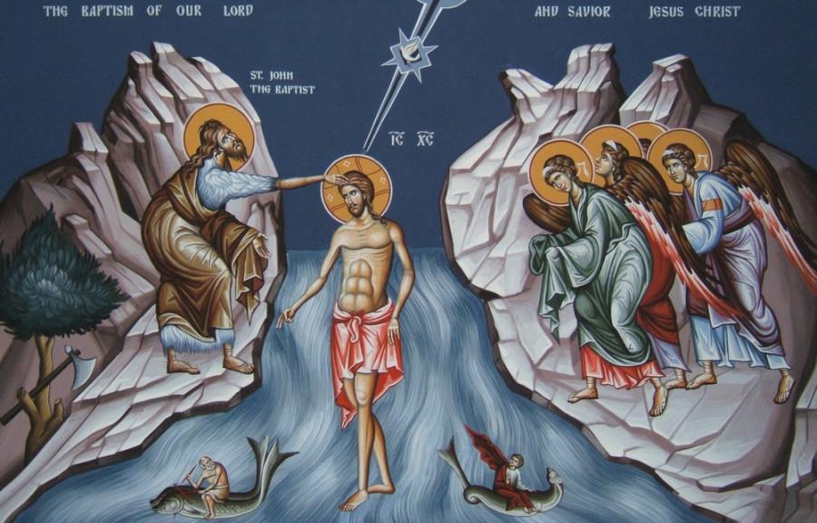Все о Крещении Господнем