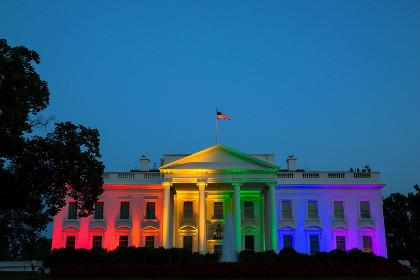 С сайта Белого дома исчез раздел о поддержке ЛГБТ-сообщества