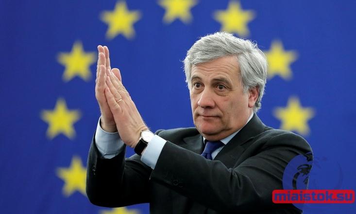 Председателем Европарламента стал депутат, которому запрещён въезд в Украину