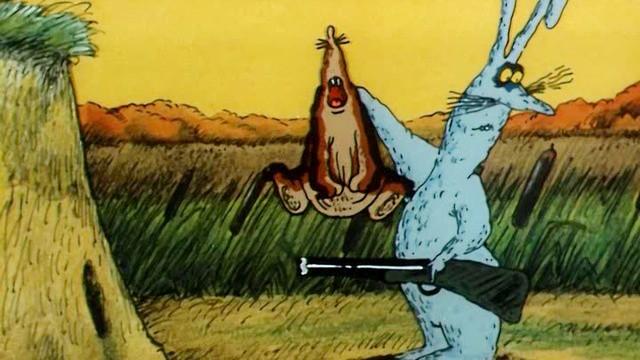 Советские мультфильмы, после которых сознание не подлежит восстановлению