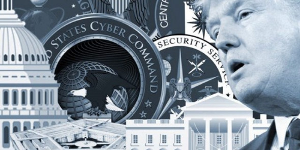 Глубинное правительство США воюет с Трампом