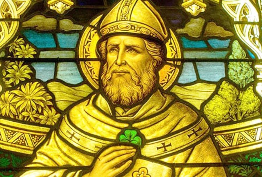 Поздравляю с включением в месяцеслов Русской Православной Церкви Святого Патрика Ирландского