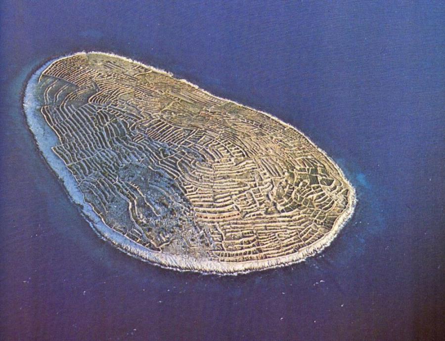 Остров бальенак хорватский отпечаток пальца