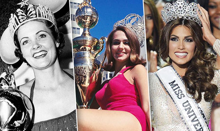 Все «Мисс Вселенная»: как изменились идеалы красоты за 60 лет