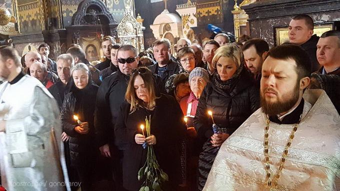 Священник: Вороненков отправился в ад