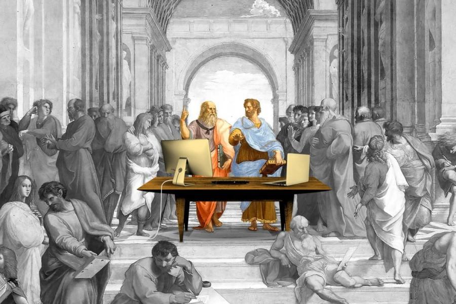 Как Аристотель создал компьютер