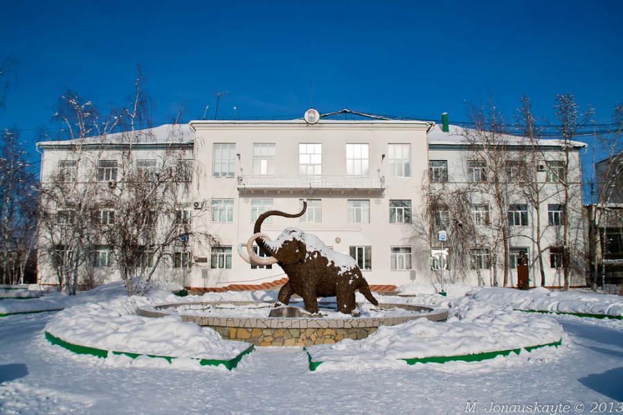 Мэр Якутска не считает климат проблемой