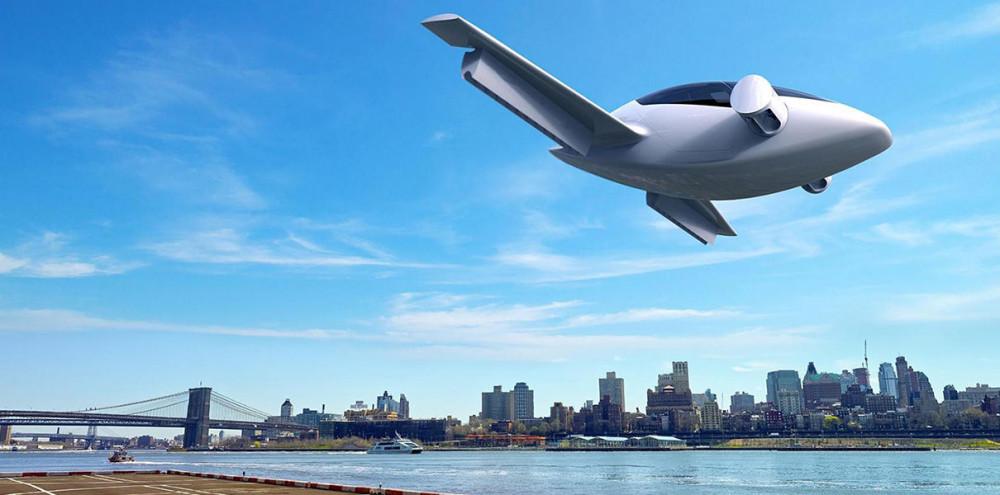 Электросамолет вертикального взлета и посадки совершил первый полет
