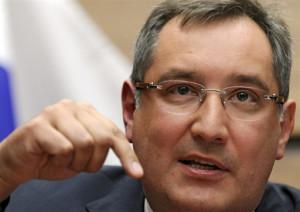Дмитрий Рогозин о ТВ