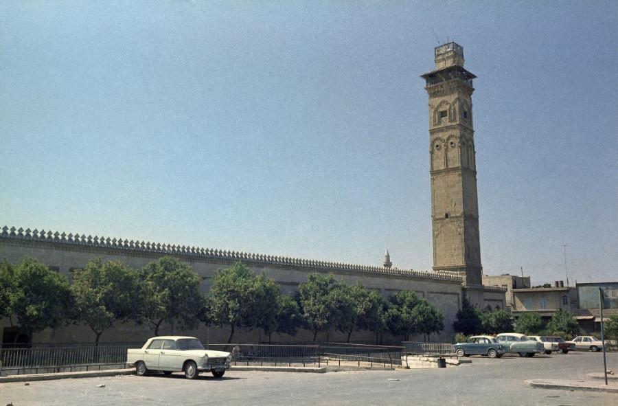 Омейядская мечеть в Алеппо