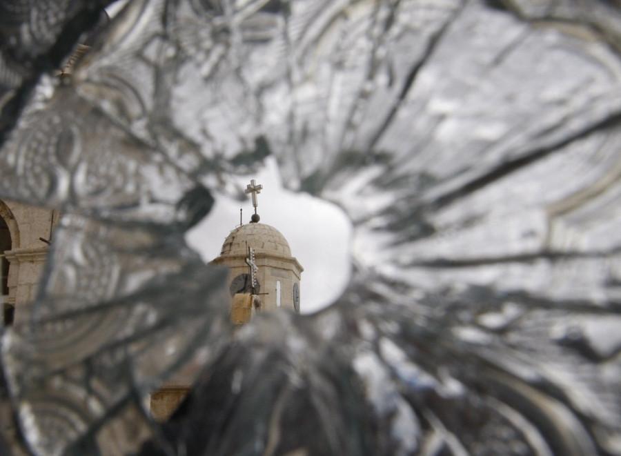 Христианская церковь в Дамаске