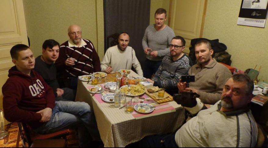 Петрунько и Глазьев