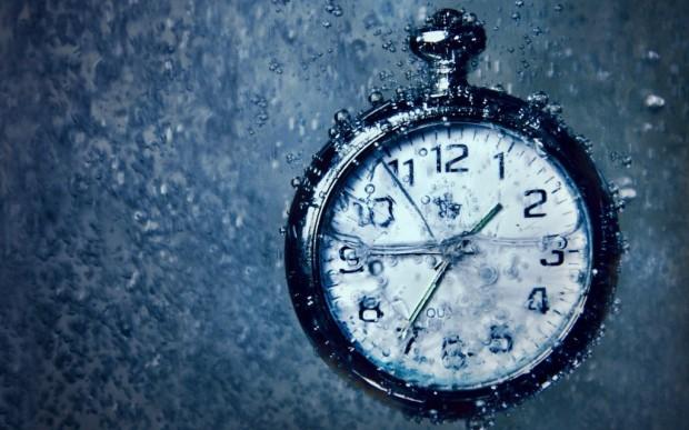 Времени нет