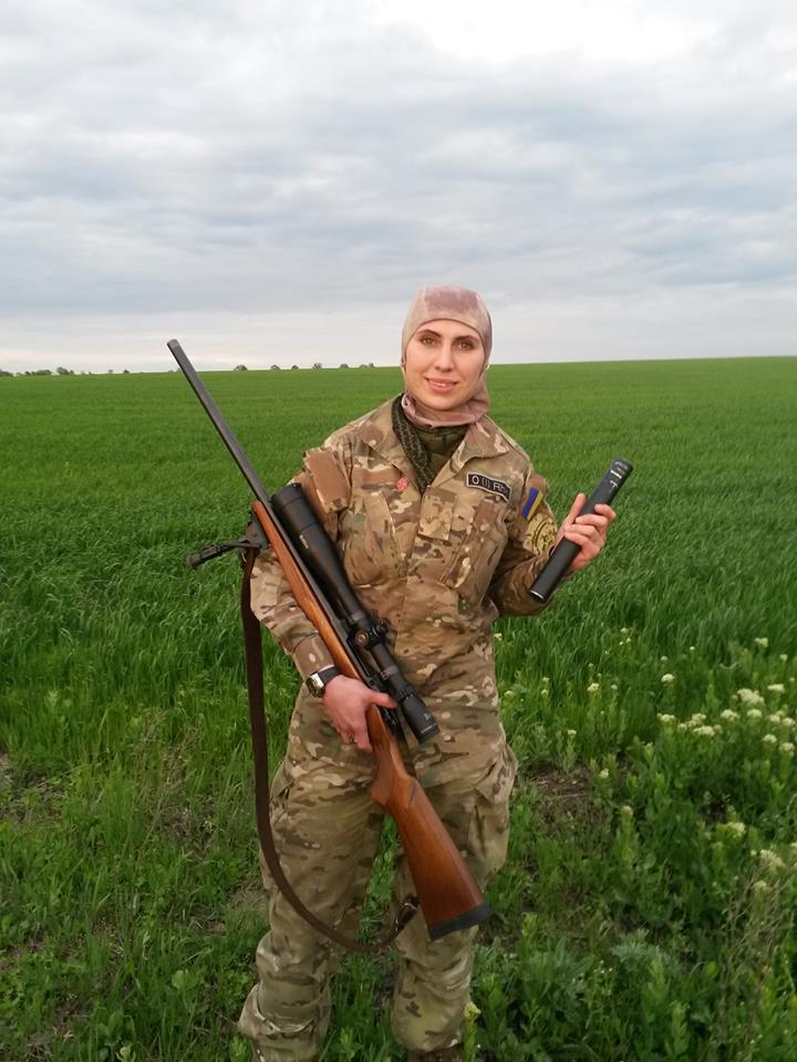 Снайперша ВСУ Окуева: миссия Украины – развалить Россию