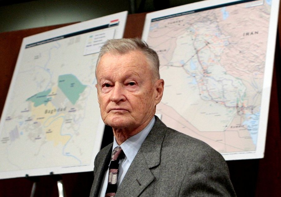 В США умер известный политолог и идеолог внешней политики Збигнев Бжезинский
