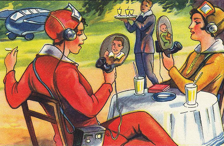 Будущее глазами предков