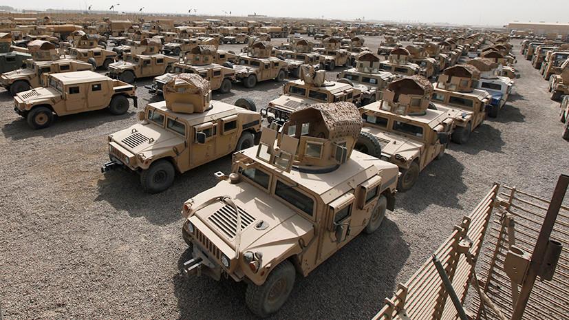 Недостача в Пентагоне: как американцы потеряли оружие на $1 млрд