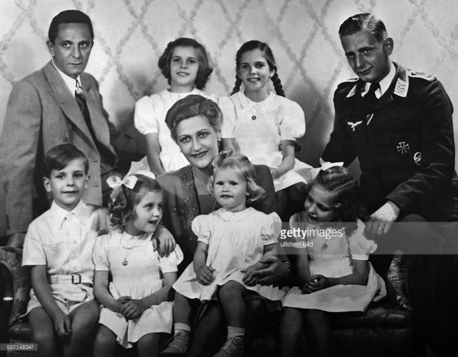 Судьба семьи Геббельса – урок русофобам
